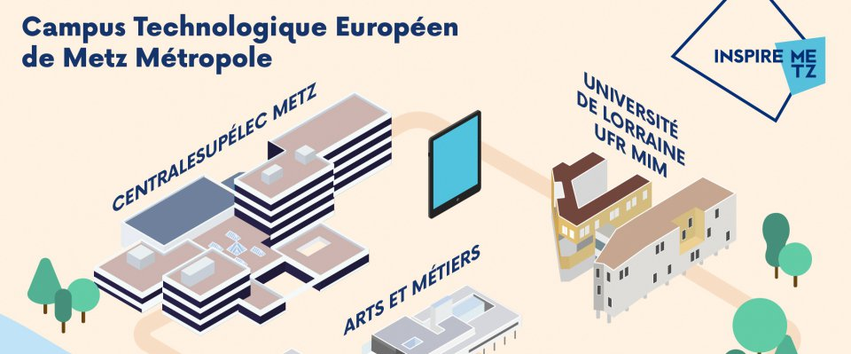 Discover Metz Métropole's engineering courses