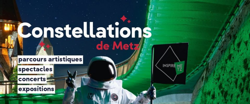 Constellations de Metz 2018